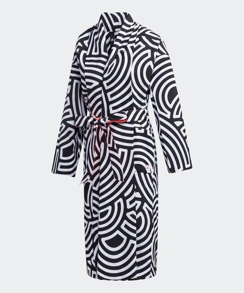 浴衣 HIROKO TAKAHASHI COLLECTION ジャケット 未使用品 推奨 Tokyo Pack アディダス Yukata Jacket