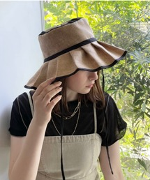 帽子 ハット 折り畳めるUVカットプリーツハット|ZOZOTOWN PayPayモール店