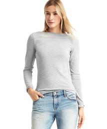tシャツ Tシャツ Gap Modern Longsleeve Boatneck Tee|ZOZOTOWN PayPayモール店