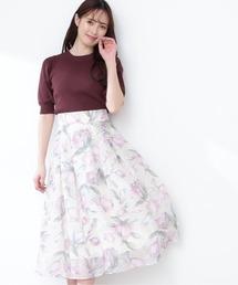 スカート ◇オパールフローラルスカート|ZOZOTOWN PayPayモール店