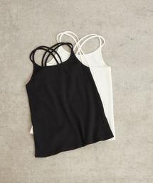 tシャツ Tシャツ バッククロスキャミソール|ZOZOTOWN PayPayモール店