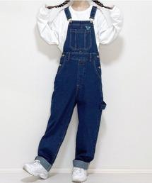 サロペット オーバーオール ファッションインフルエンサー 017 - コアラ刺繍オーバーオール made in INTER FACTORY ZOZOTOWN PayPayモール店