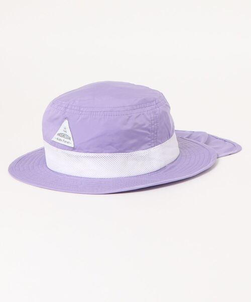 帽子 迅速な対応で商品をお届け致します ハット メッシュ切替撥水ハット KF チープ