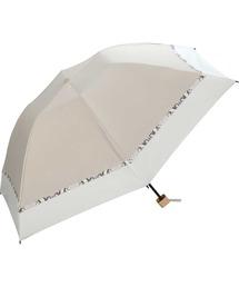 折りたたみ傘 遮光バードケージバイカラーパイソンアクセント mini ZOZOTOWN PayPayモール店