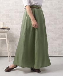 スカート シャイニーフレアスカート|ZOZOTOWN PayPayモール店