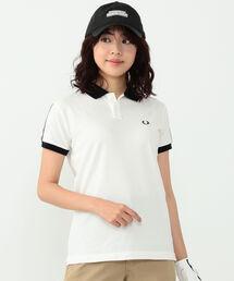 ポロシャツ <WOMEN>FRED PERRY×BEAMS GOLF / ローレルリーステープ ポロシャツ ZOZOTOWN PayPayモール店