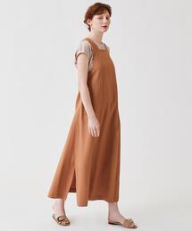 ワンピース ジャンパースカート ビンテージツイル ジャンパースカート|ZOZOTOWN PayPayモール店