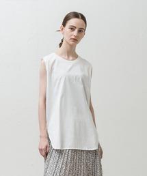 tシャツ Tシャツ クルーネックノースリーブチュニック|ZOZOTOWN PayPayモール店