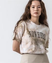 tシャツ Tシャツ タイダイプリントTシャツ(NOWHERE)|ZOZOTOWN PayPayモール店