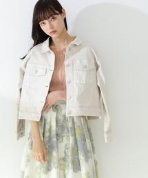 ジャケット Gジャン ◇スプリングデニムジャケット|ZOZOTOWN PayPayモール店