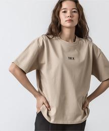 tシャツ Tシャツ クルーネックヴィンテージプリントTシャツ(THINK)|ZOZOTOWN PayPayモール店
