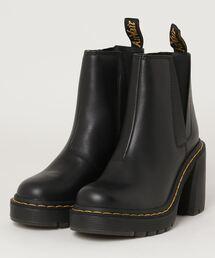 ブーツ Dr.Martens Spence Black Sendal / ドクターマーチン スペンス ブラック センダル ZOZOTOWN PayPayモール店