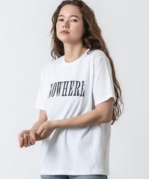 tシャツ Tシャツ プリントTシャツ(NOWHERE)|ZOZOTOWN PayPayモール店