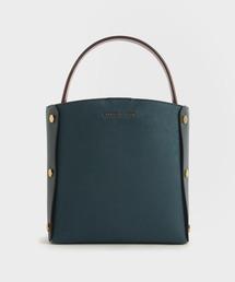 ショルダーバッグ バッグ テクスチャードバケツバッグ / Textured Bucket Bag|ZOZOTOWN PayPayモール店
