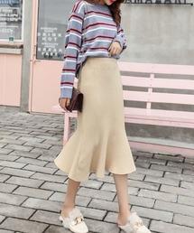 スカート ニットマーメイドスカート ZOZOTOWN PayPayモール店