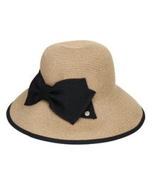 帽子 ハット 【override】WashableBD RibbonCapeline / 【オーバーライド】ウォッシャブルブレード リボン キャペリン|ZOZOTOWN PayPayモール店