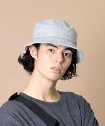 帽子 ハット 【 NEWHATTAN / ニューハッタン 】 Pigment dyed BUCKET HAT ピグメントダイ バケットハット ‥|ZOZOTOWN PayPayモール店