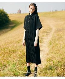 ワンピース Pleated Shirt Dress|ZOZOTOWN PayPayモール店