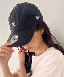 帽子 キャップ 【NEW ERA】ニューエラ キャップ 9TWENTY MINI LOGO MLB ニューヨークヤンキース 帽子|ZOZOTOWN PayPayモール店