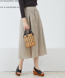 スカート ダイヤモンドワッシャーギャザースカート|ZOZOTOWN PayPayモール店