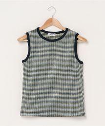 tシャツ Tシャツ ギンガムチェックトップス|ZOZOTOWN PayPayモール店