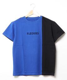 tシャツ Tシャツ 【W】【FLEEKRS】半袖カットソー|ZOZOTOWN PayPayモール店