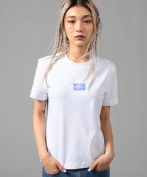 ニット バッジ ロゴ ショートスリーブ Tシャツ|ZOZOTOWN PayPayモール店