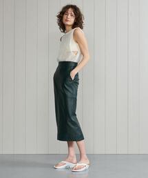 スカート <H>LEATHER TIGHT SKIRT/スカート|ZOZOTOWN PayPayモール店