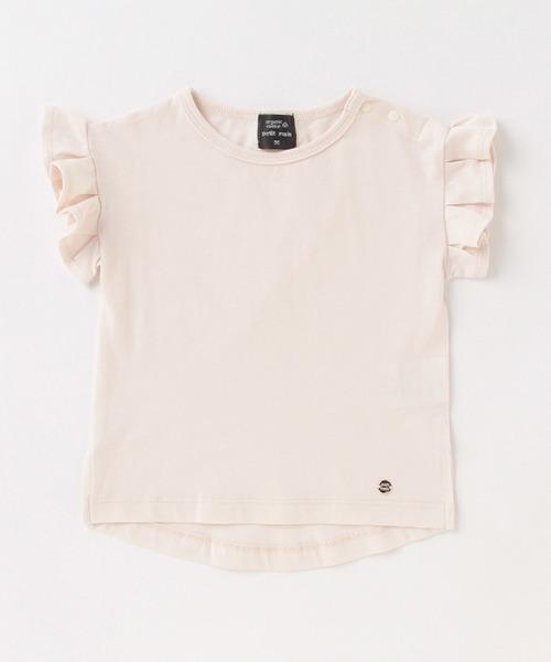 業界No.1 tシャツ Tシャツ 割引も実施中 袖タックTシャツ オーガビッツ