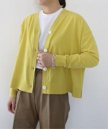 tシャツ Tシャツ ハイツイストコットンVネックカーディガン/MARILYN MOON ZOZOTOWN PayPayモール店