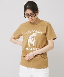 tシャツ Tシャツ Curensology(カレンソロジー)/【Mixta】YOSEMITE BEAR Tシャツ ZOZOTOWN PayPayモール店