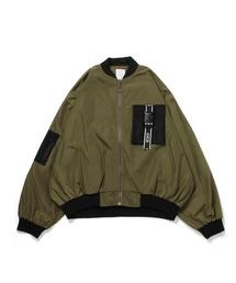 ジャケット MA-1 【UNISEX】テープポケットMA-1 ZOZOTOWN PayPayモール店