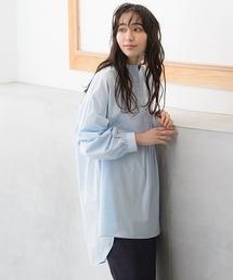 シャツ ブラウス 【WEB limited】ピンタックドレスシャツ|ZOZOTOWN PayPayモール店