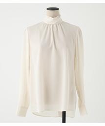 シャツ ブラウス back button blouse〈バックボタンブラウス〉|ZOZOTOWN PayPayモール店