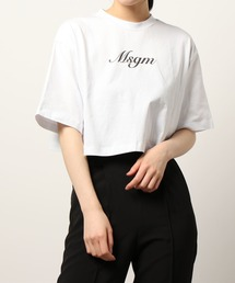tシャツ Tシャツ MSGM/エムエスジーエム/ショートT|ZOZOTOWN PayPayモール店