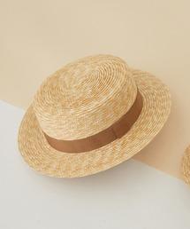 帽子 ハット 【紫外線遮蔽率99.9%】【田中帽子 for SALON】カンカン帽|ZOZOTOWN PayPayモール店