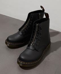 ブーツ 【Dr.Martens /ドクターマーチン】1460 PASCAL FRONT ZIP 8 ホール ブーツ ZOZOTOWN PayPayモール店