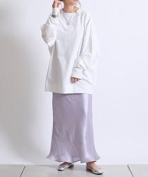 ワンピース 【WEB限定】BIGスウェット&シアースカート|ZOZOTOWN PayPayモール店