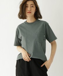 tシャツ Tシャツ ヘビーウェイト Tシャツ クルーネック ポケット 半袖Tシャツ|ZOZOTOWN PayPayモール店