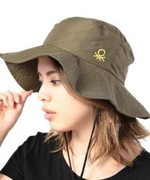帽子 ハット 【BENETTON / ベネトン】レディースハット / UPF50+ アウトドア たれ付きマリンハット|ZOZOTOWN PayPayモール店