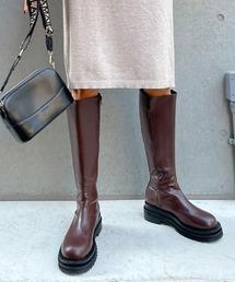 ブーツ Bitter long boots|ZOZOTOWN PayPayモール店