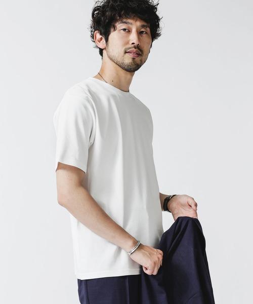 tシャツ Tシャツ 《イヤな臭いを軽減》Anti クルーネックTシャツ 日本 着後レビューで 送料無料 半袖 Smell