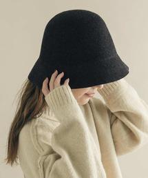 帽子 ハット ウールチューリップハット|ZOZOTOWN PayPayモール店