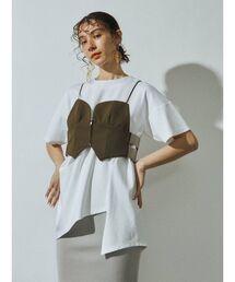 tシャツ Tシャツ オリガミタックトップス|ZOZOTOWN PayPayモール店