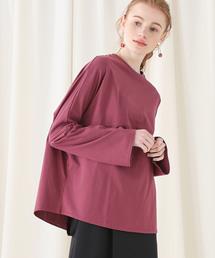 tシャツ Tシャツ 【STUDIOUS】ビックシルエット コットンロングTシャツ|ZOZOTOWN PayPayモール店