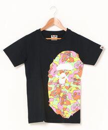 tシャツ Tシャツ ABC CAMO FLOWER SIDE BIG APE HEAD TEE L|ZOZOTOWN PayPayモール店