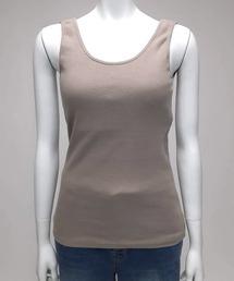 tシャツ Tシャツ 【her EUCLAID】カップインナータンクトップ ZOZOTOWN PayPayモール店