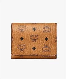 財布 MCM/エムシーエム〈ヴィセトス オリジナル〉三つ折りウォレット|ZOZOTOWN PayPayモール店
