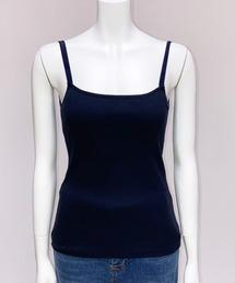 tシャツ Tシャツ 【her EUCLAID】カップインナーキャミソール ZOZOTOWN PayPayモール店