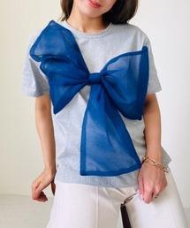 tシャツ Tシャツ BIGリボンT|ZOZOTOWN PayPayモール店